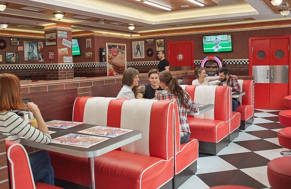 The Original Mels Diner