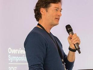O.I.A. Director and Co-founder, Richard Whitehurst
