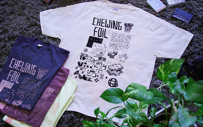 Chewing Foil T-shirt