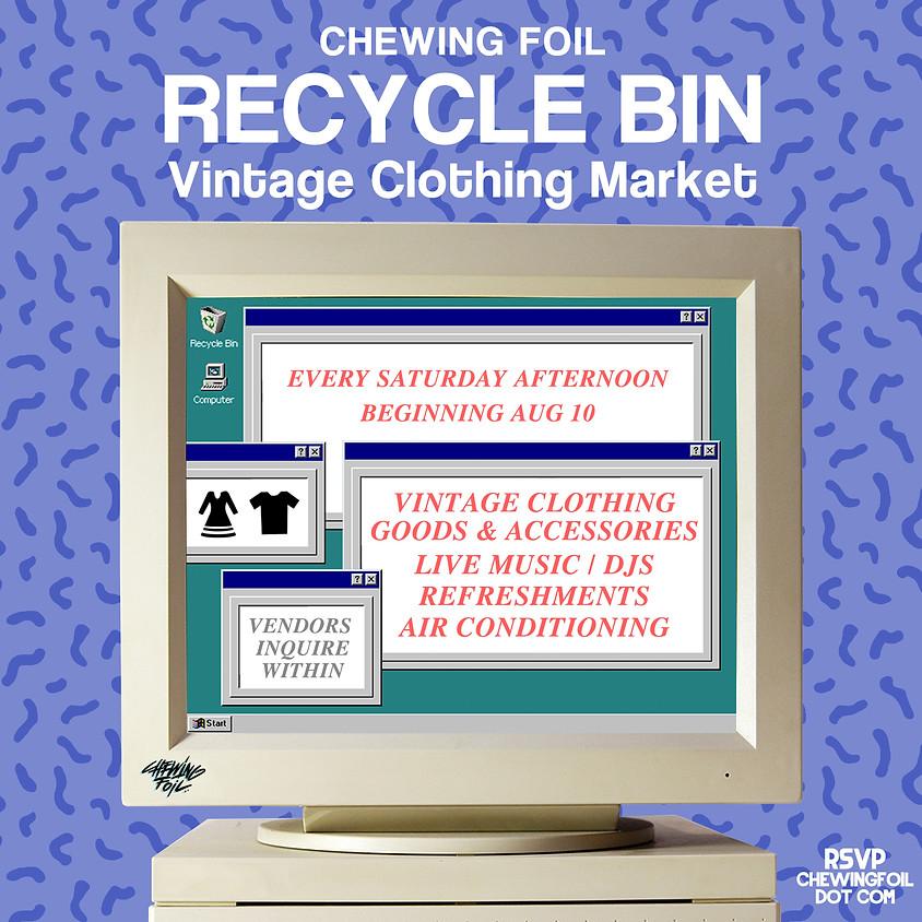 Recycle Bin - Vintage Market
