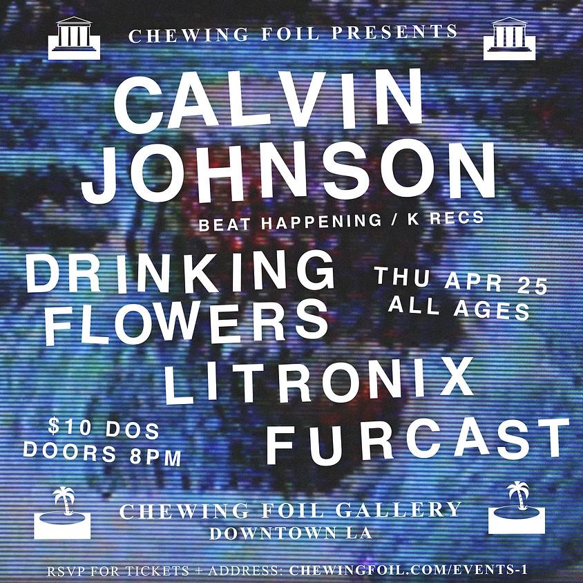 Calvin Johnson (K Recs)