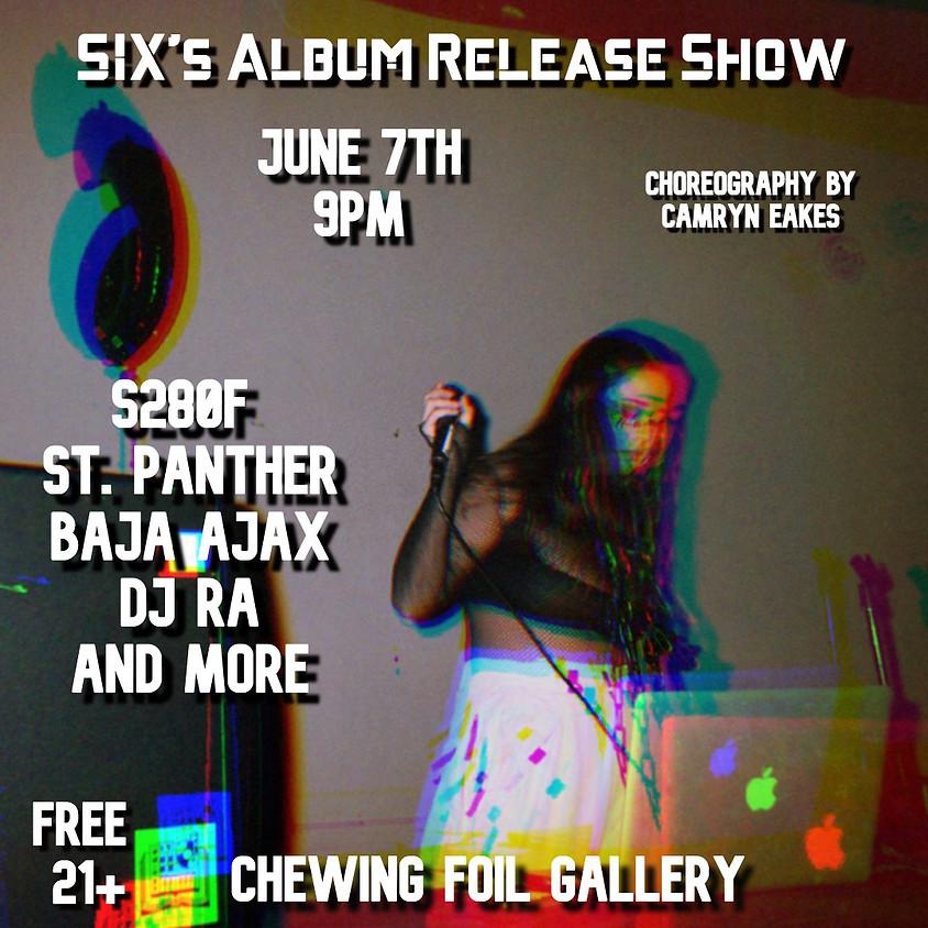 SIX's Album Release Show