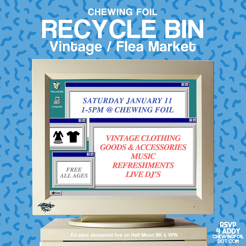 Recycle Bin Vintage / Flea Market