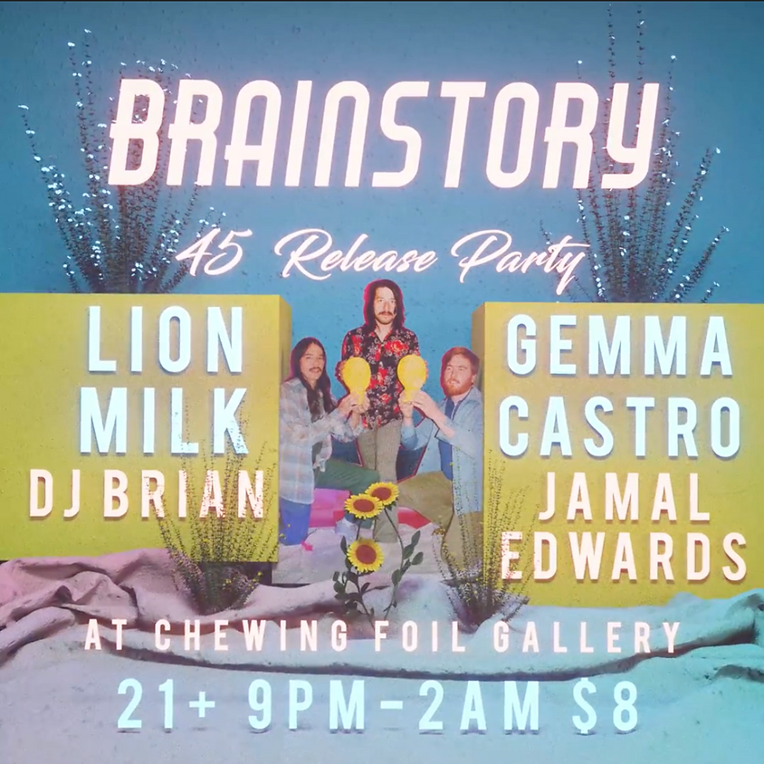 Brainstory 45 Release Party