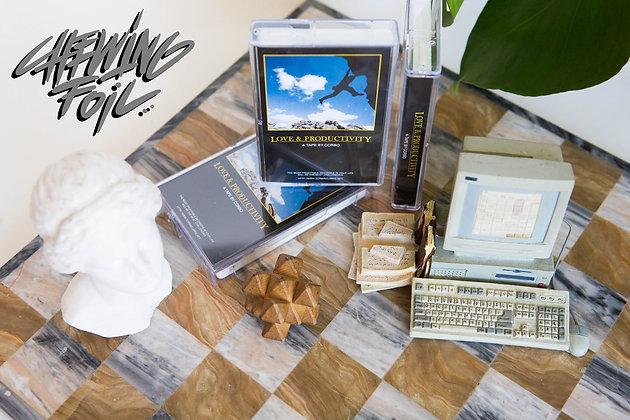 "Corbo ""Love & Productivity"" Tape"