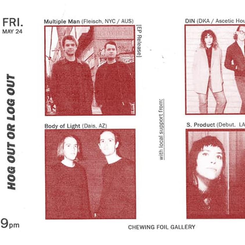 L + S & Burning Rose Records