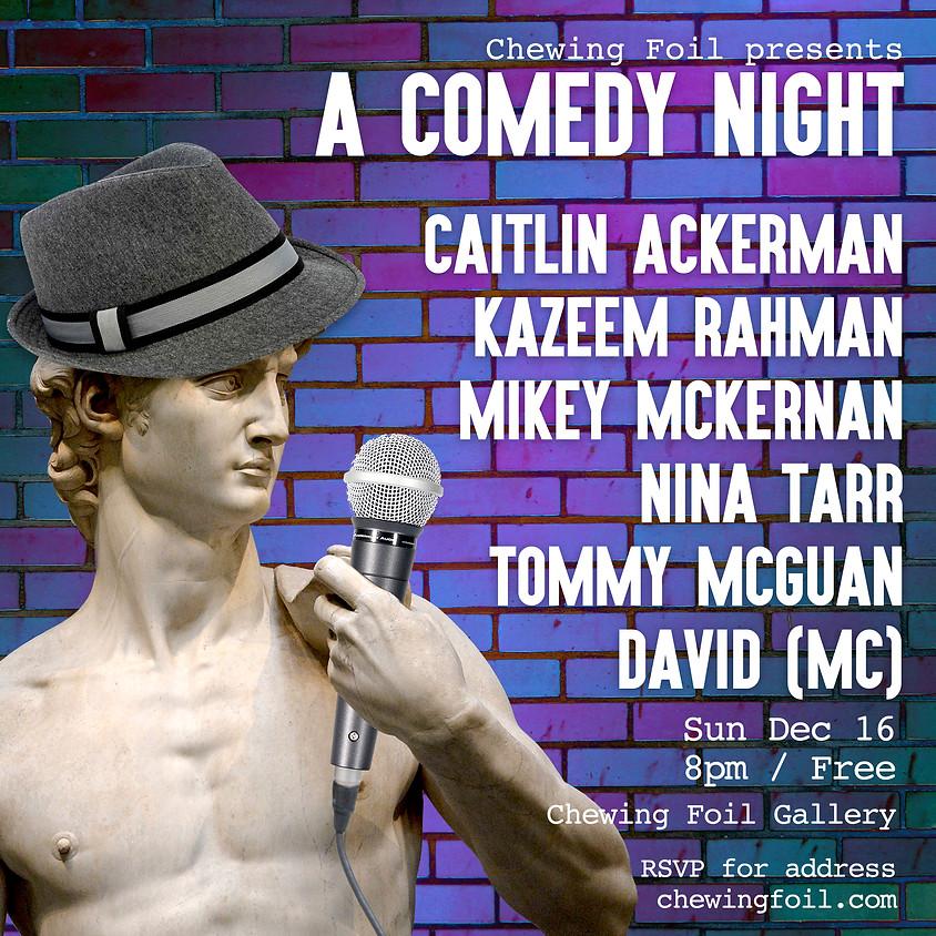 A Comedy Night