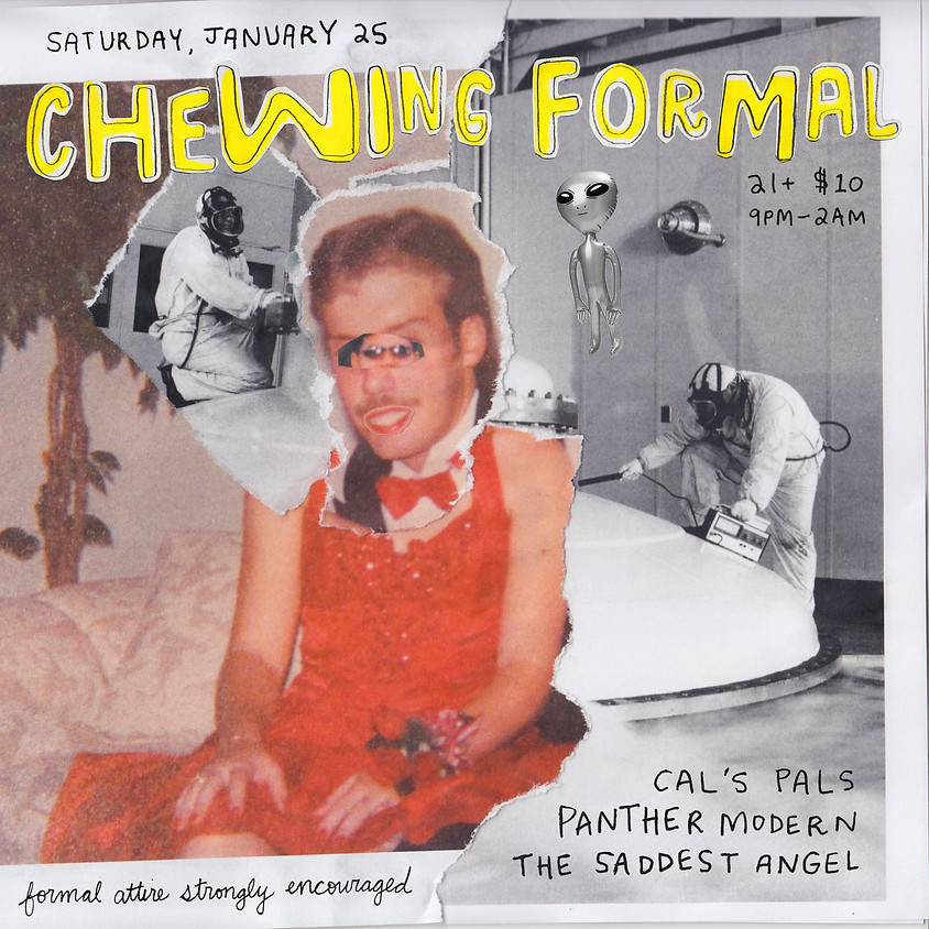 Chewing Formal