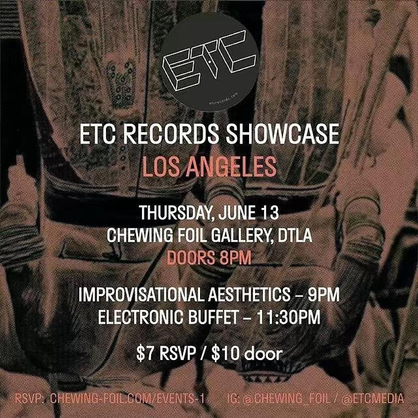 ETC Records Showcase
