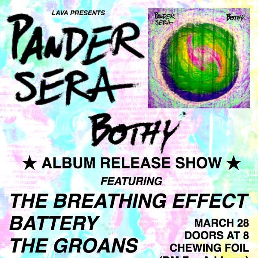 Pander Sera Bothy Album Release
