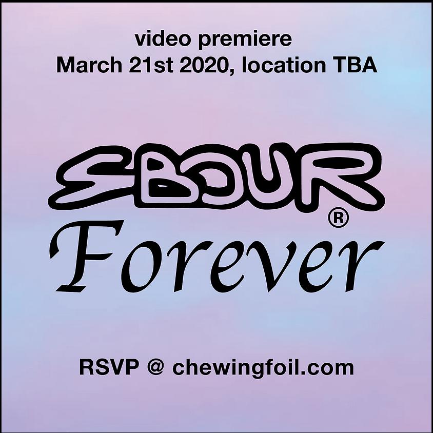 Sbour Forever Video Premiere