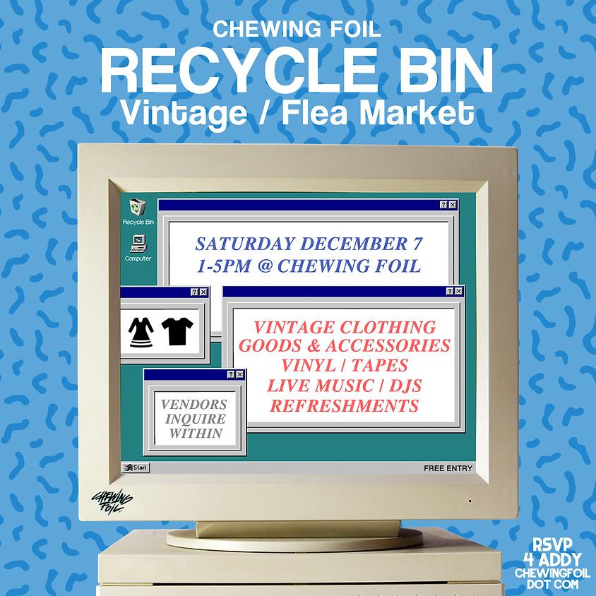 Recycle Bin - Vintage / Flea Market