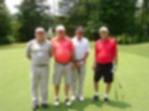 Golfer's fun