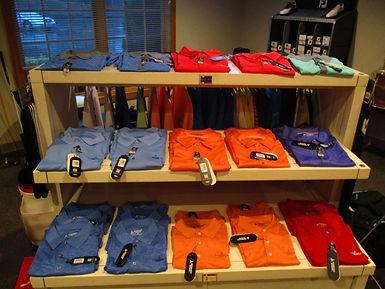 LCC Logo Golf Shirts
