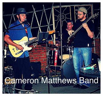Cameron Matthews Band