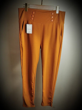 Pantalon brique