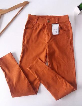 pantalon brique