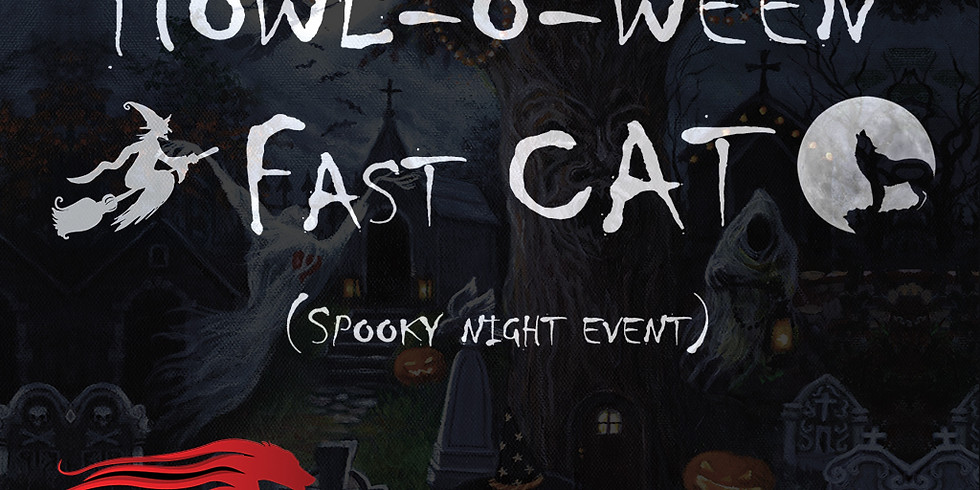 Howl-o-ween FCAT (Single Event Ticket)