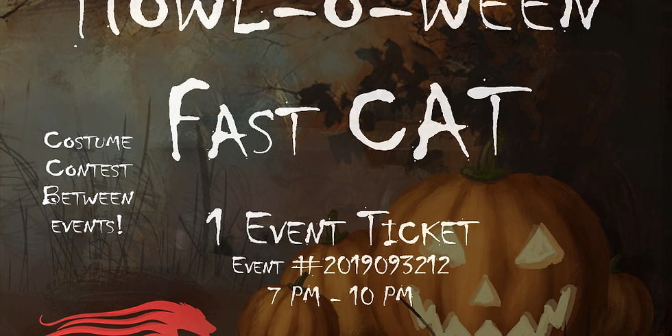 Howl-o-ween FCAT (Event #2019093212)