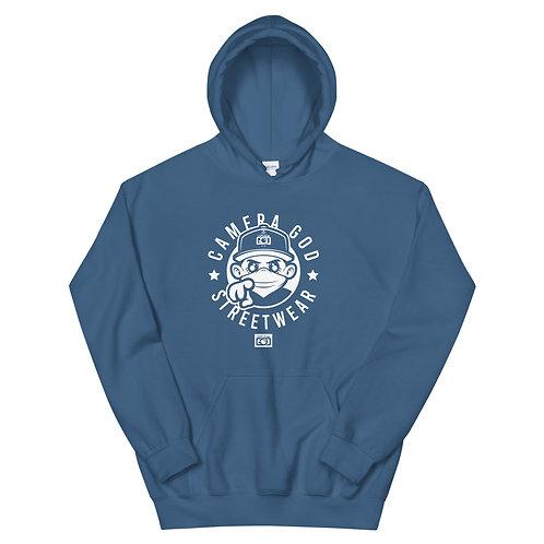 Camera God Mascot Streetwear# 2 Unisex Hoodie