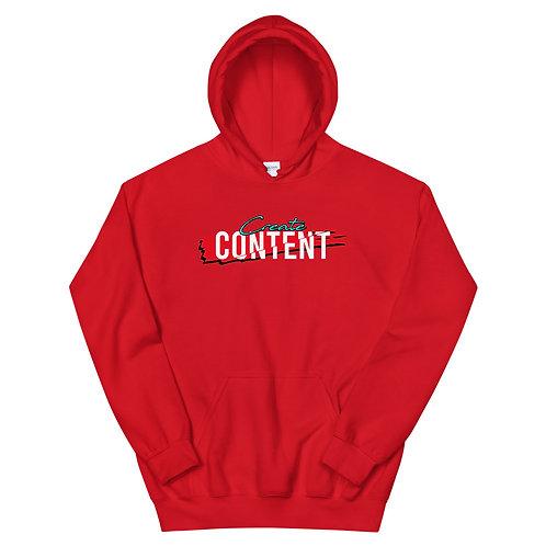 CG Create Content Vibrant Unisex Hoodie
