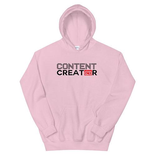 CG Content Creator Unisex Hoodie