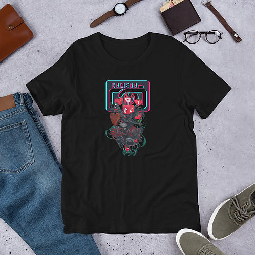 CG TicTok Short-Sleeve Unisex T-Shirt