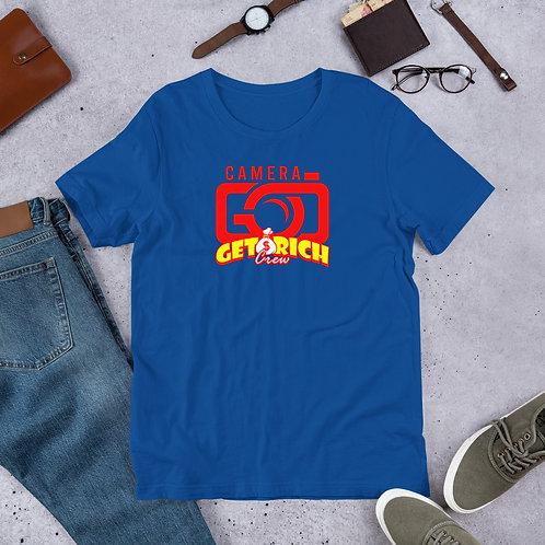 Get Rich Crew Short-Sleeve Unisex T-Shirt