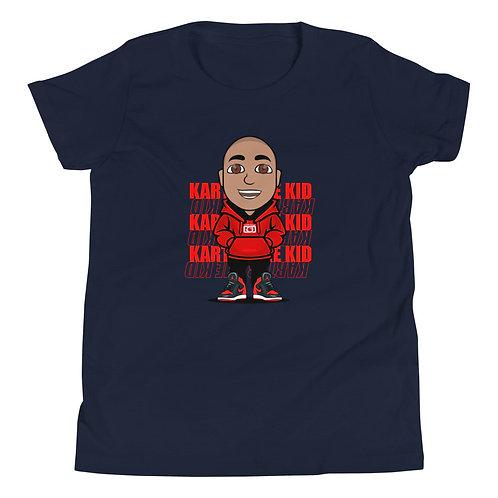 Karter The Kid Youth Short Sleeve T-Shirt