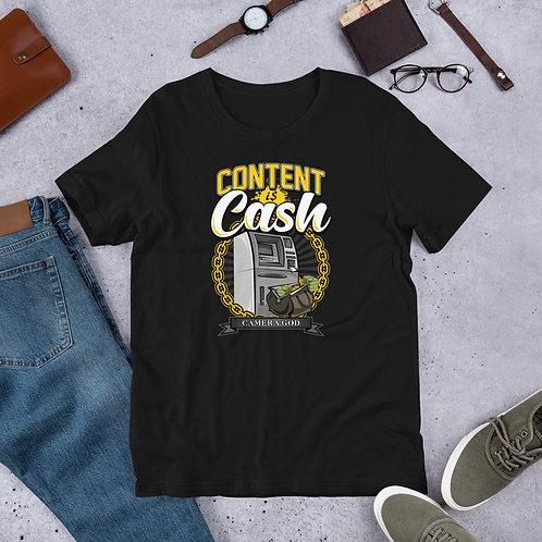 ATM Short-Sleeve Unisex T-Shirt