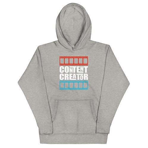 Content Creator Unisex Hoodie