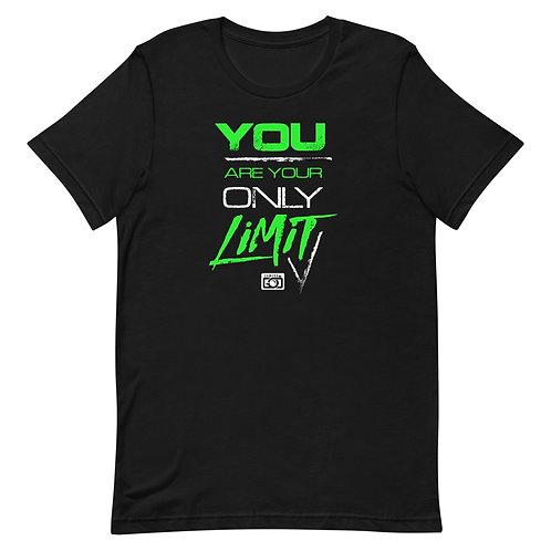 Camera God Limits Short-Sleeve Unisex T-Shirt