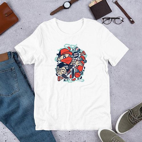 CG Mascot VII Short-Sleeve Unisex T-Shirt