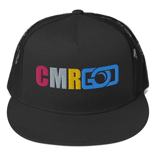 Camera God Trucker Cap #2