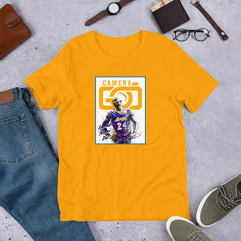 CG MAMBA Short-Sleeve Unisex T-Shirt