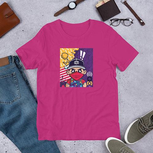 CG Mascot V Short-Sleeve Unisex T-Shirt