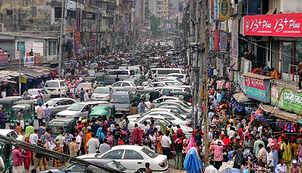 World Class Traffic Jam