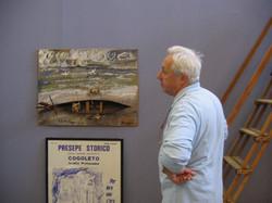 Critico d'arte Franco Ragazzi