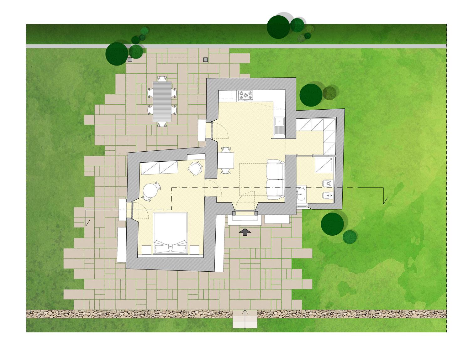 Maison Mughente