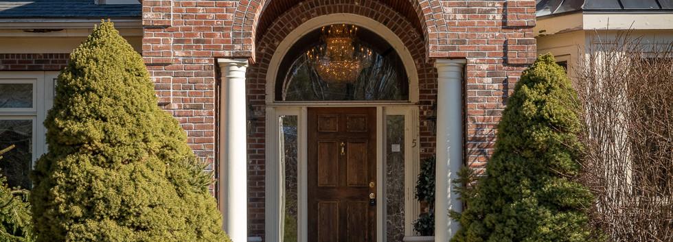 Main Entrance - Before