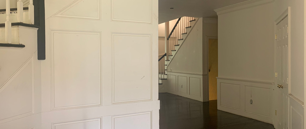 Foyer to Hall
