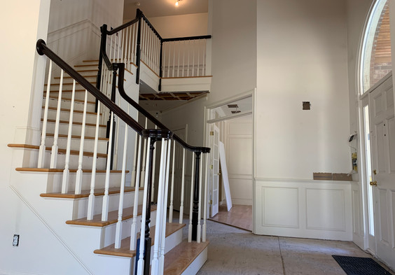 Foyer - Front Staircase