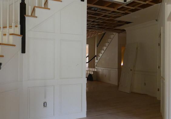 Foyer to Hallway