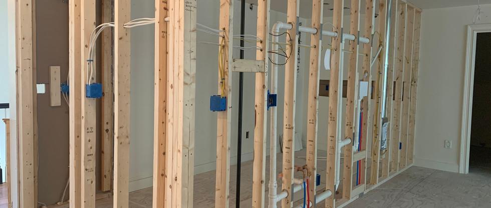 New convieniently located Second Floor Laundry Room.