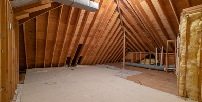 Attic Space - Before