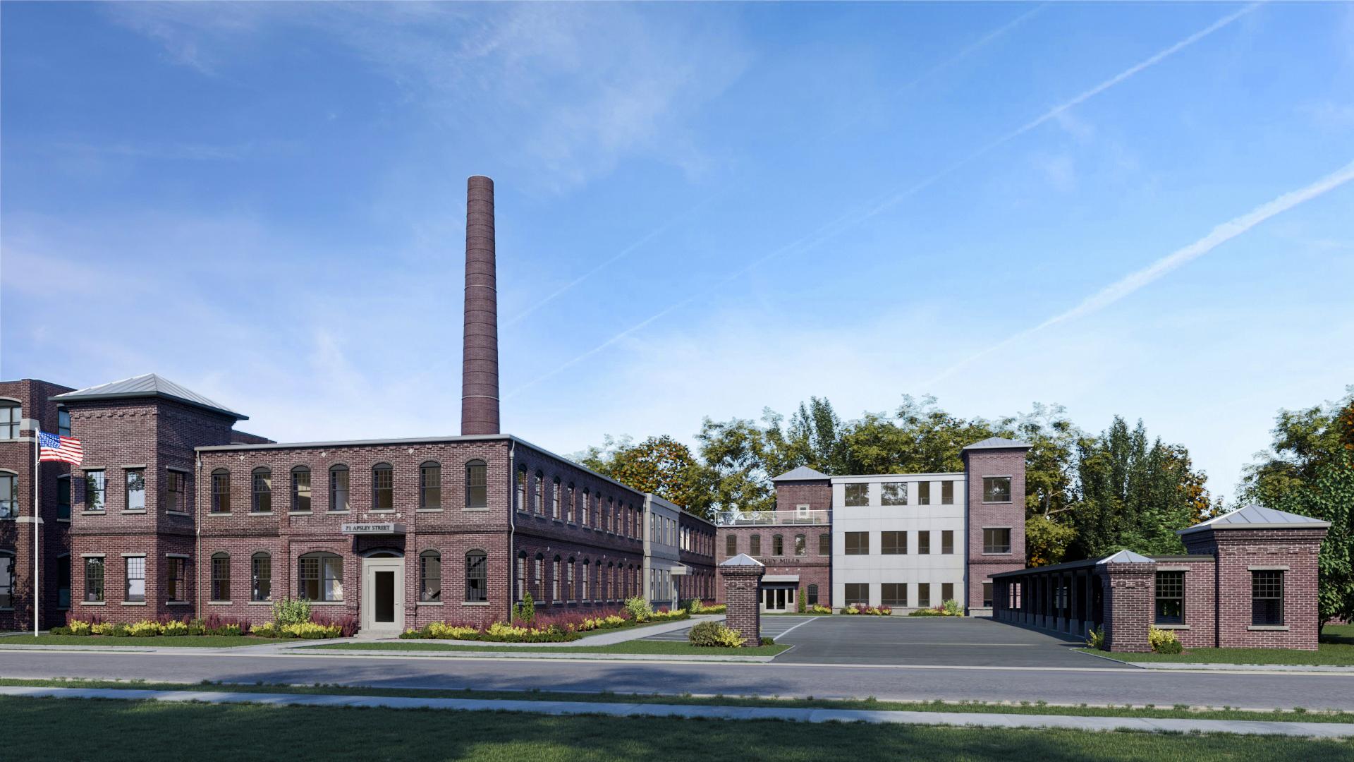 Apsley Mills| Howe Development Corp