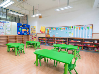 課室 Classroom
