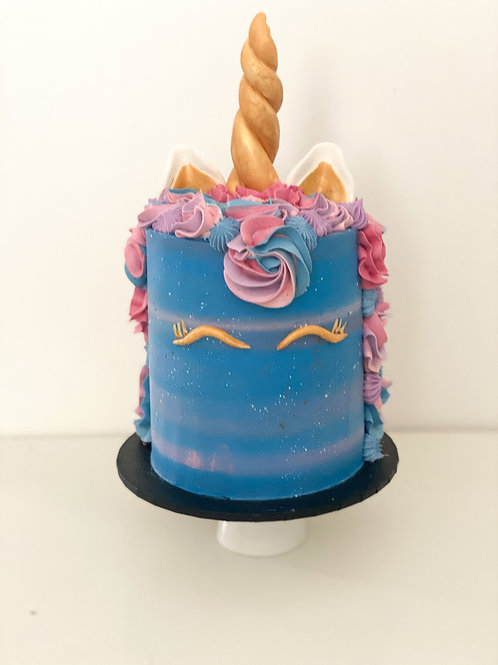 Unicorn Cake - Mini Cake (5 days notice required)