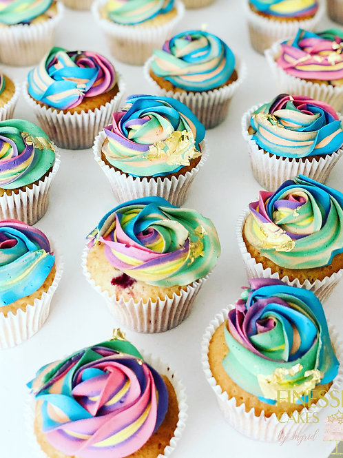12 Pack - Cupcakes (2 days notice required)