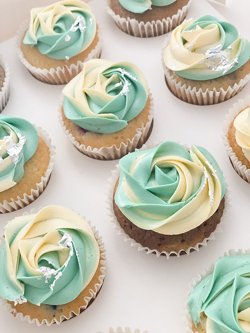 6 Pack - Cupcakes (2 days notice required)